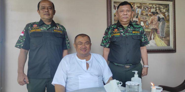 Ketua Umum HIPAKAD Hariara Tambunan